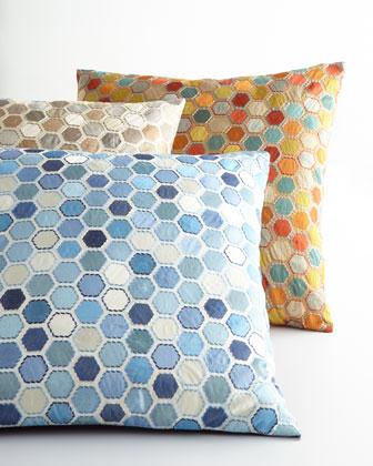 Gem Market Pillow