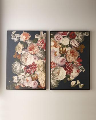 Dutch Blooms I Wall Art  40Sq.  and Matching Items