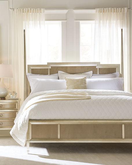 Jasmine Queen Poster Bed