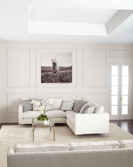 Eden 3-Piece Sectional Sofa