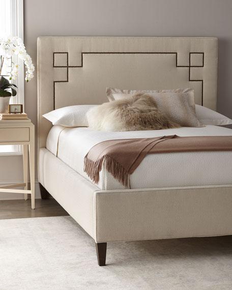 Gavin Upholstered King Bed