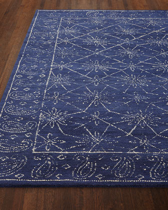 Stephano Hand-Tufted Rug, 5' x 7.6'  and Matching Items