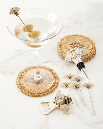 Bee Bottle Opener  and Matching Items