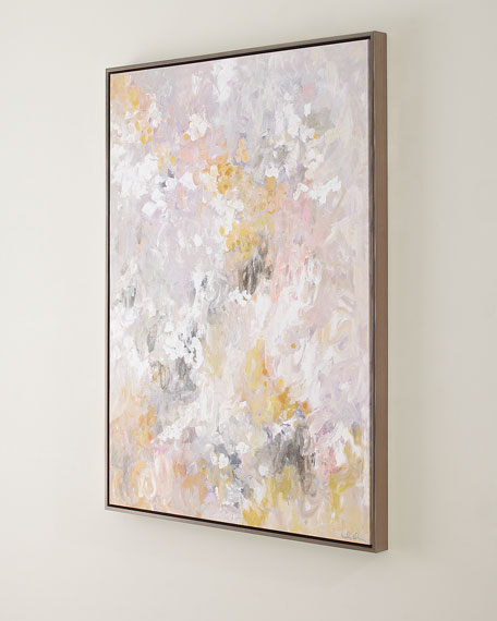 """Orchids Giclee, 36"""" x 48"""""""