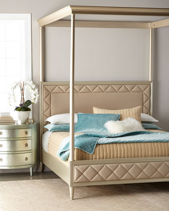 Over the Top King Bed  and Matching Items