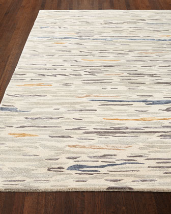 Henri Hand-Tufted Rug, 6' x 9'  and Matching Items