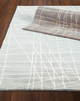 Bane Hand-Tufted Rug, 7.9' x 9.9'  and Matching Items