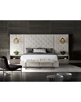 Parigi Tufted California King Bed