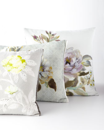 Victorine Viola Pillow  and Matching Items