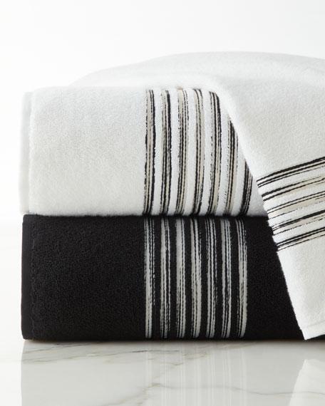 Master Bath Towel