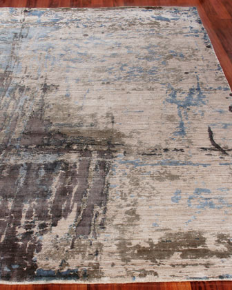 Chrissy Hand-Knotted Rug, 12' x 15' and Matching Items
