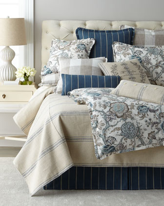 Lauren Print Queen Duvet and Matching Items