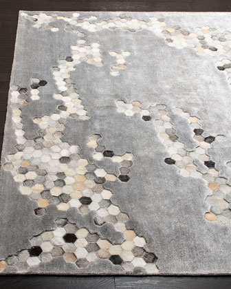 Atlantic Hand-Tufted Rug, 8' x 10' and Matching Items