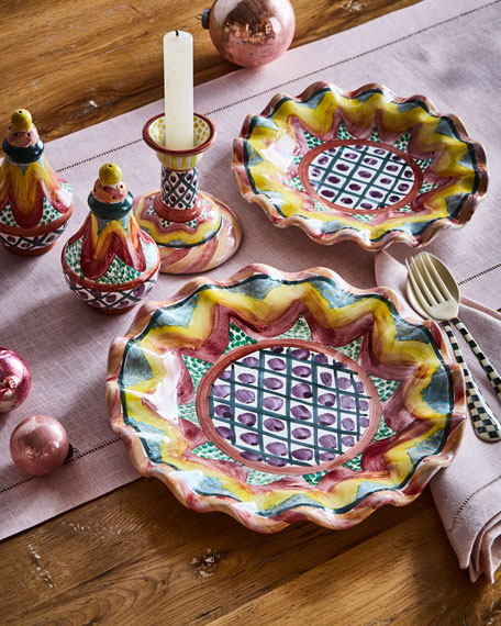 Taylor Keukenhof Salad Plate
