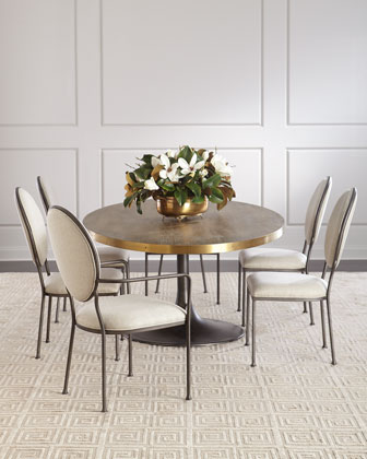 Rachel Oval Dining Table  and Matching Items