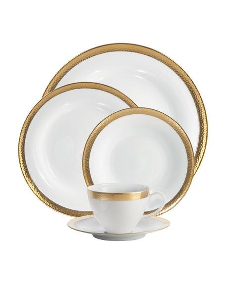 Goldsmith Rimmed Bowl