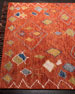 Milan Hand-Knotted Rug, 9' x 12'