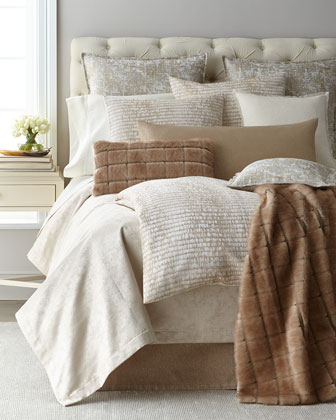Twilight Gold Queen Duvet and Matching Items