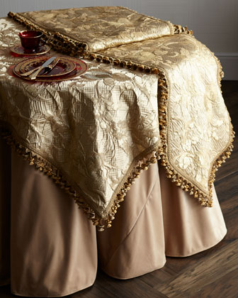 Palais Royale Table Runner and Matching Items