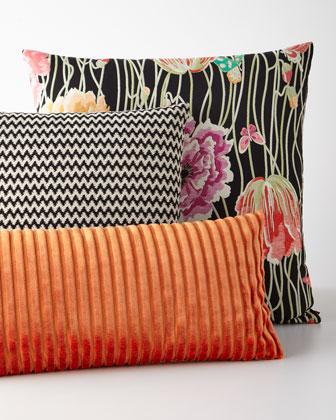 Coomba Velvet Corduroy Pillow, 12