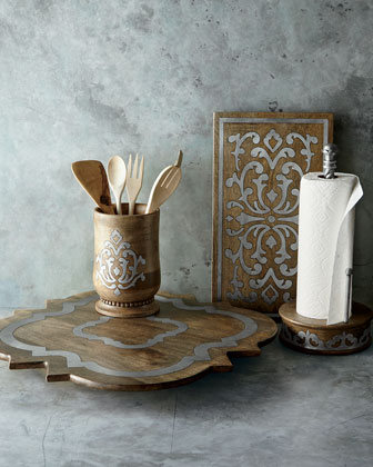 Rectangular Trivet and Matching Items