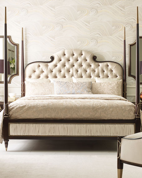 Everly Queen Poster Bed