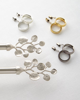 Clip Rings, Set of 7  and Matching Items