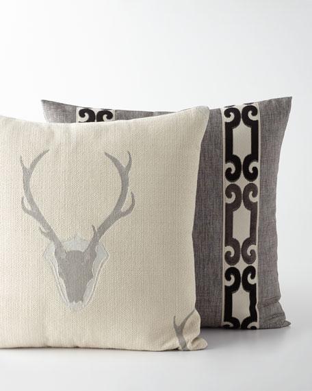 Buck Toss Pillow