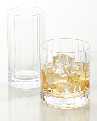 Highball Glasses, Set of 4 and Matching Items