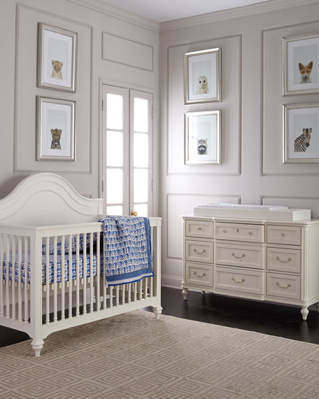 Blake Nursery/Kid's Twin Bed
