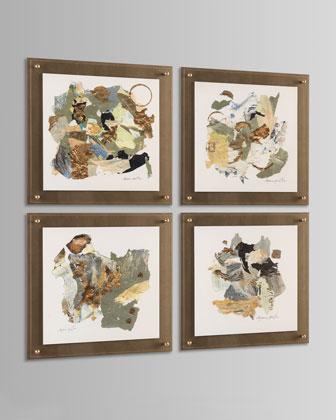 Rhapsody I Framed Wall Art by Dyann Gunter  and Matching Items