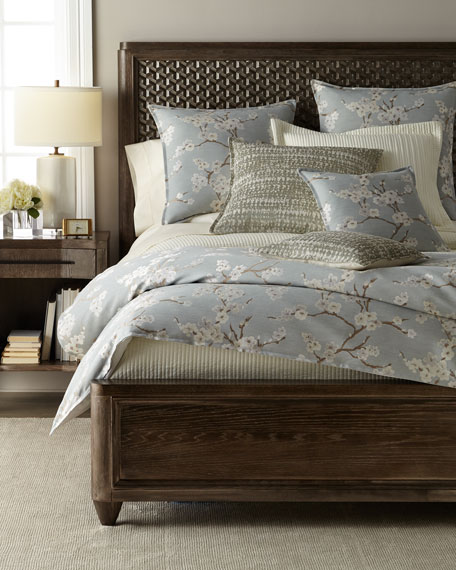 Lyssa Queen Channel Coverlet Set