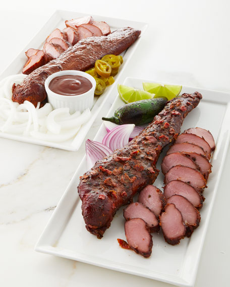 Tex Mex Pork Tenderloin