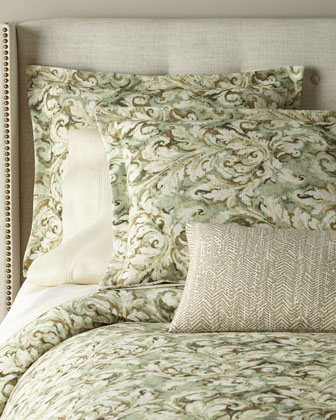 Acanthus King Duvet Set  and Matching Items