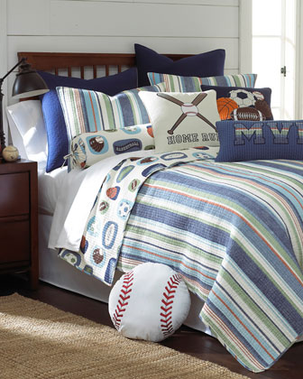 MVP Twin Quilt Set and Matching Items