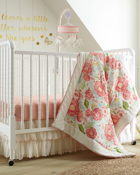 Charlotte 5-Piece Crib Bedding Set
