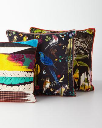 Geisha Prisme Pillow  and Matching Items