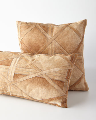 Hair Hide Square Pillow  and Matching Items