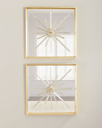 Star Crossed Circle Wall Decor  and Matching Items