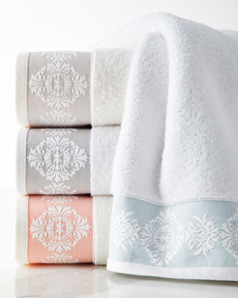 Lavender Bath & Hand Towels