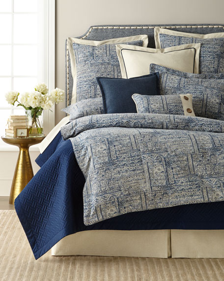 Inka 3-Piece King Duvet Set
