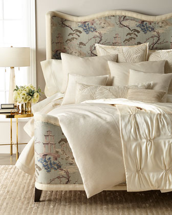 Sassolino Super Queen Duvet with Polivia Backing  and Matching Items