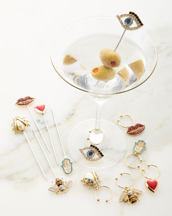 Assorted Evil Eye Cocktail Picks  and Matching Items