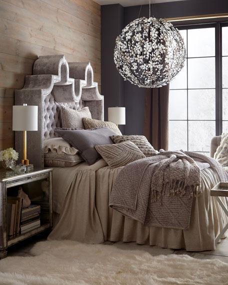 """Goa Natural Decorative Pillow, 16"""" x 20"""""""