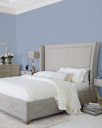Criteria Wingback Bed Set
