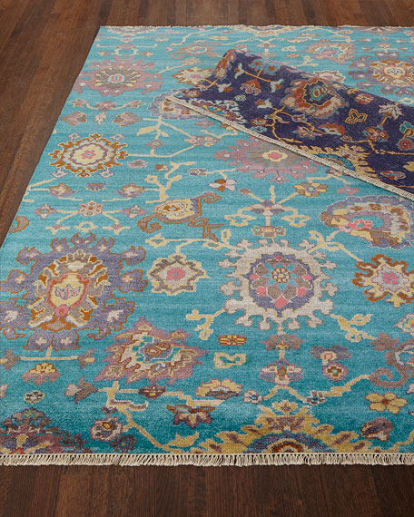 Blakely Hand Knotted Rug, 9' x 13'