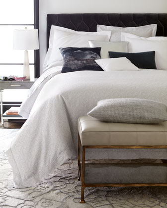 Layered Feathers Bedding