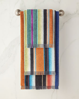 Viviette Bath Towel  and Matching Items