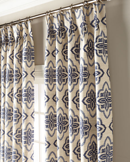 "Elaine 132"" Curtain Panel"