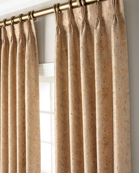 "Rocky 108"" Curtain Panel"